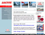 Loctite® products are used in markets as diverse as electronics, automotive, aerospace, machine building and medical devices, as well as many fields of general industry.