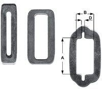 Easi-Link Buckle System