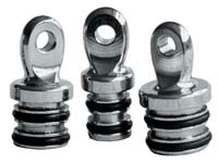 Stainless End Plugs
