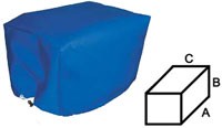 Nylon Outboard Covers