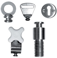 Keyhole Components