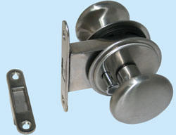 Stainless Round Door Handles