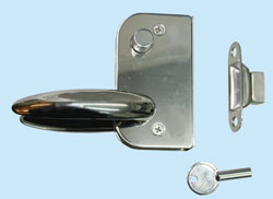 Stainless Flat Door Handles