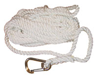 Mooring Rope With Spring Hook