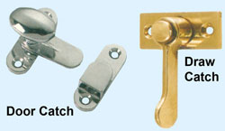 Rotating Latches