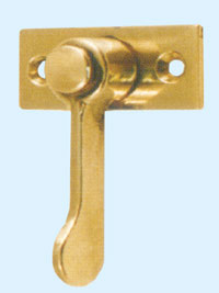 Chrome Plated Rotating Draw Latches