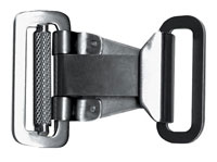 Safety Buckle With Sliding Bar