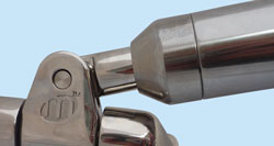 Heavy Duty Stainless Steel End Plug : marine canopy fittings - memphite.com