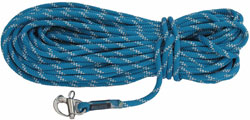 Halyard for genoa/foresail with Snap Shackle