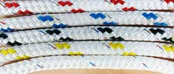 8mm Braid on Braid 16 Plait Rope