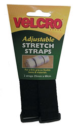 Hook and Loop Stretch Straps