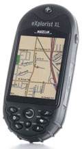 Magellan Explorist XL GPS Value Pack