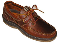 Beaufort Deck Shoes - Levanto Chestnut